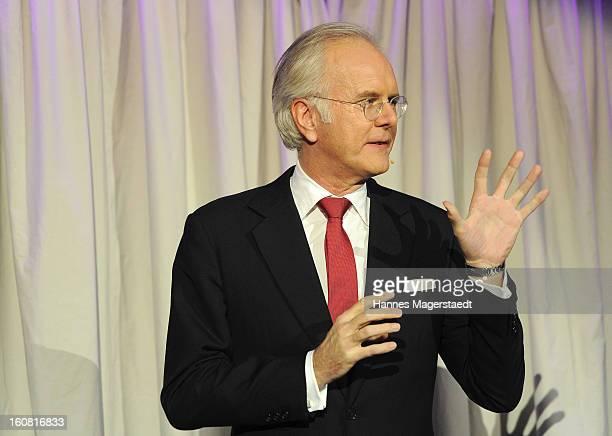 Harald Schmidt attends the Best Brands 2013 Gala at Bayerischer Hof on February 6, 2013 in Munich, Germany.