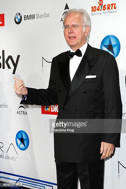 Harald Schmidt attends the Mira Award 2014 on January 23, 2014 in Berlin, Germany.