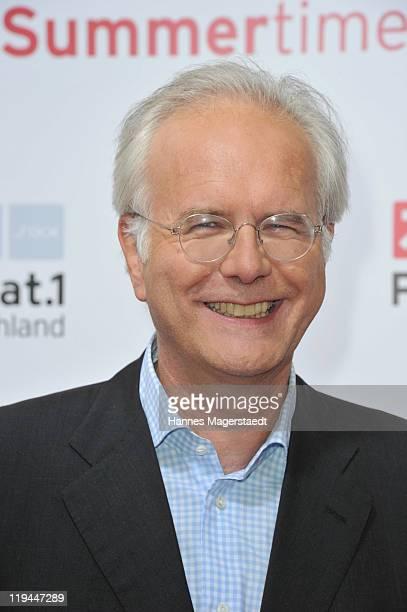 Harald Schmidt attends the ProSiebenSat 1 Summertime at Alte Kongresshalle on July 20, 2011 in Munich, Germany.