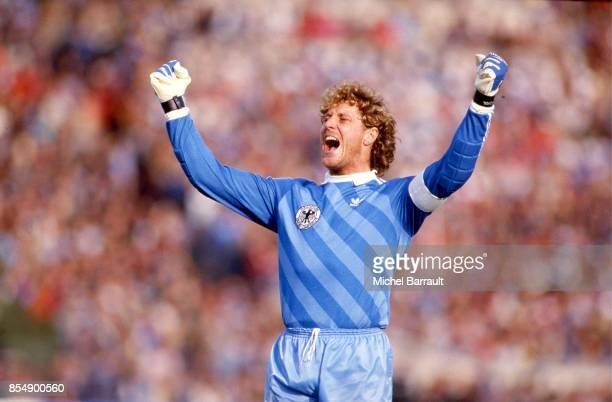 Harald SCHUMACHER Portugal / Republique Federale Allemagne Eliminatoires Coupe du Monde 1986