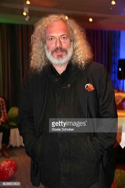 Harald Siebler during the surprise party for Erdogan Atalay's 50th birthday at Hotel Arkona on September 22 2016 in Binz Germany