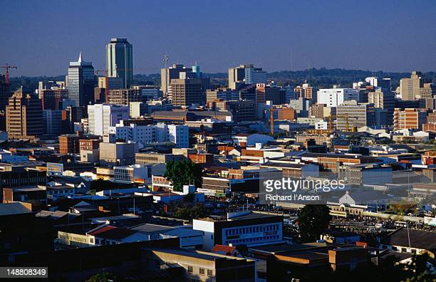 Harare from Kpoje.