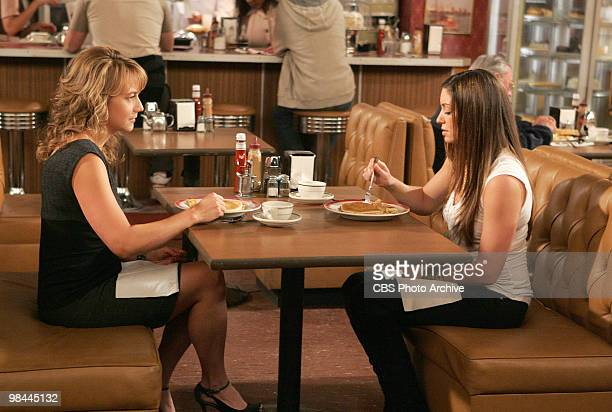 'Harassment' Audrey tells Jennifer that a new employee with an axe to grind is falsely accusing Audrey of sexual harassment on RULES OF ENGAGEMENT...