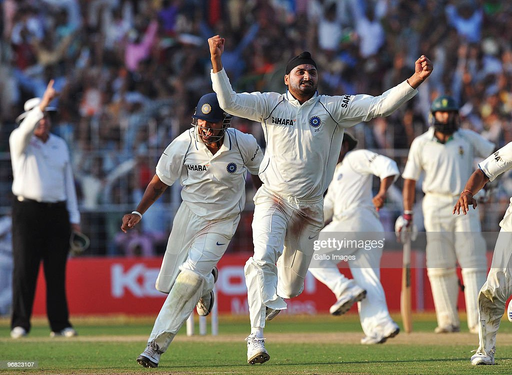 Second Test - India v South Africa: Day 5 : News Photo
