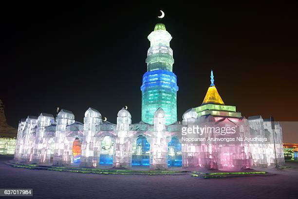 Harbin Snow&Ice Festival 2013