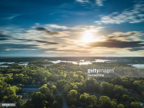 Harbor Aerial