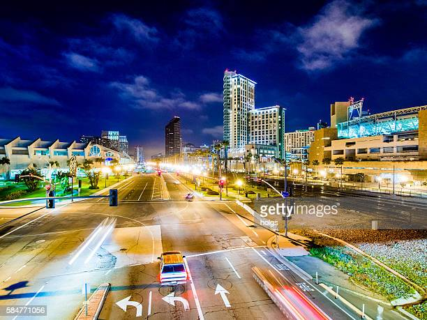 Harbor Drive in San Diego