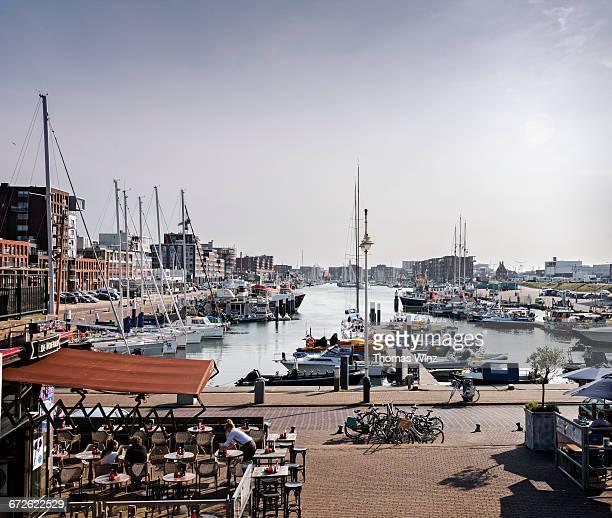 Harbor of Scheveningen