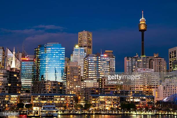 Harbor of Sydney
