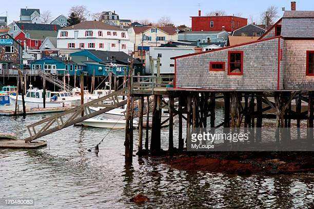 boothbay harbor stock photos and pictures getty images