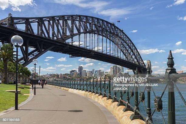 Harbour Bridege at Sydney, Australia