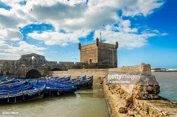 Harbour fortifications of Essaouira