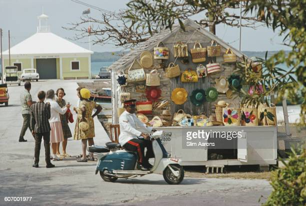 Harbour Island in the Bahamas 1970