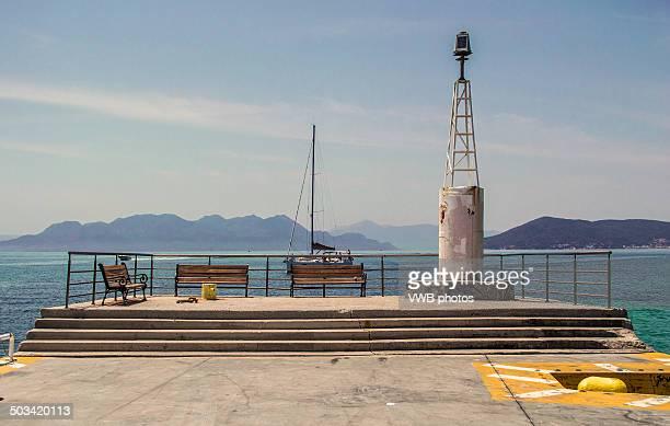 Harbour, Island of Aegina, Greece