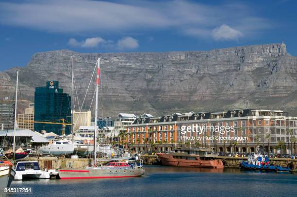 Harbour of Cape Town