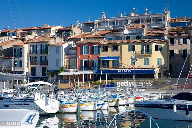 Harbour of Cassis.