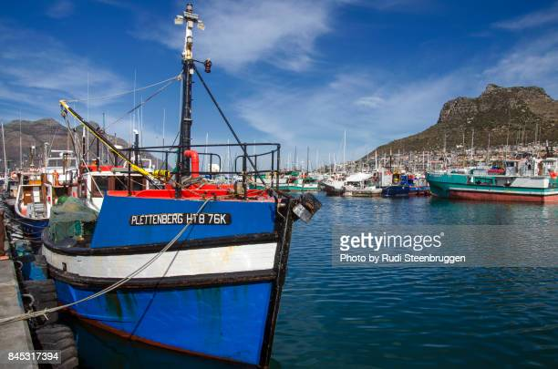 Harbour of Hout Bay