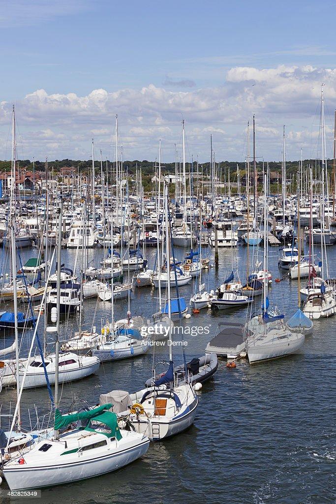 Harbour : Stock Photo