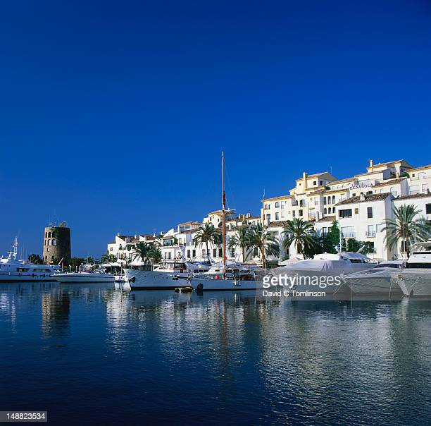 Harbour, Puerto Banus, Marbella.