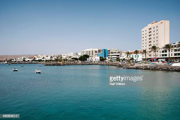 Harbour, Puerto del Rosario, Fuerteventura, Canary Islands, Spain