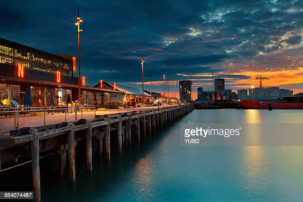 harbour town - auckland stock pictures, royalty-free photos & images