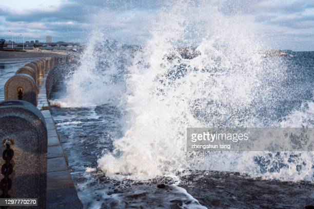harbour wall - strike industrial action stock pictures, royalty-free photos & images
