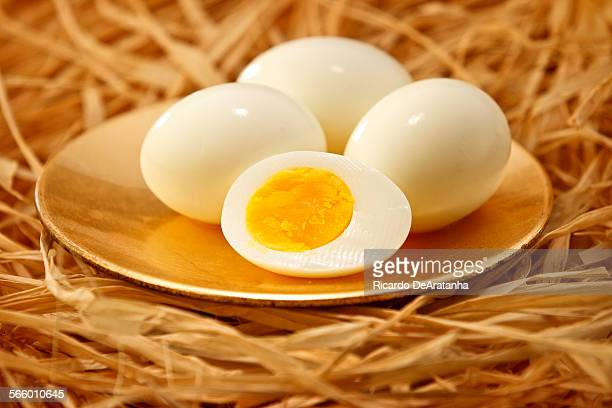 Hard Boiled Eggs photographed in the Los Angeles Times via Getty Images studio in Los Angeles California on Tuesday March 19 2013