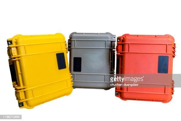 hard case plastic protect water resistant equipment - 法的手続 ストックフォトと画像
