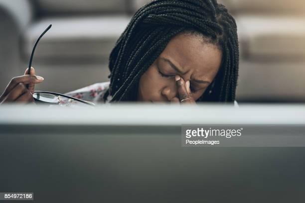 Hard days that lead to headaches