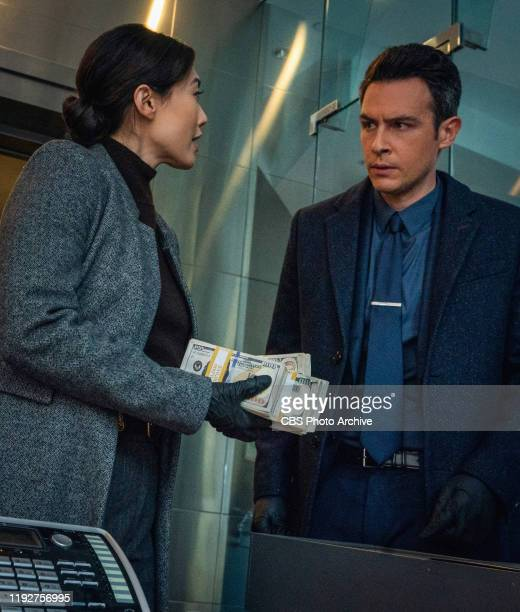Hard Decisions A bank hold up leads the team to a safe deposit box the contents of which have the potential to destroy national security Also Kristen...