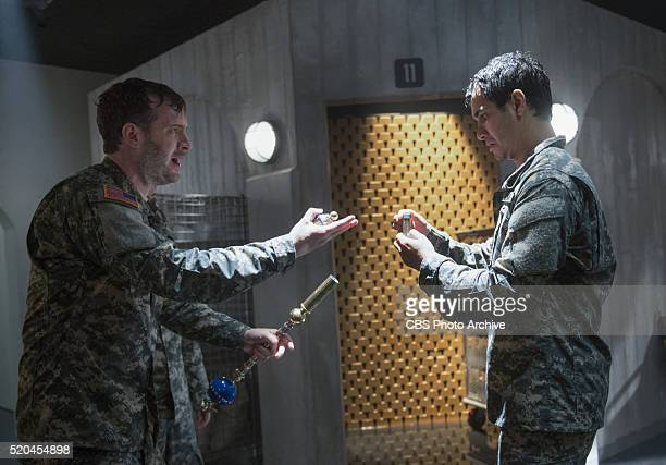 Hard Knox Team Scorpion is hired by the Department of Defense to break into Fort Knox and steal a precious artifact in order to test their security...