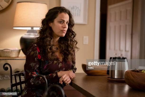 MANIFEST Hard Landing Episode 115 Pictured Athena Karkanis as Grace Stone