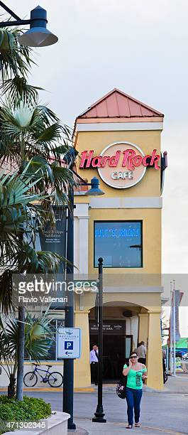 Hard Rock Cafe in George Town, Grand Cayman