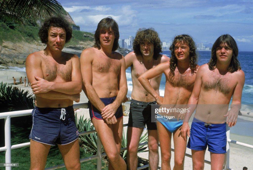 AC/DC : News Photo