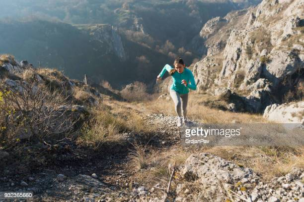 hard way to the top - uphill stock pictures, royalty-free photos & images