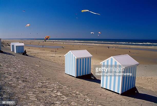 Hardelot Plage, near Boulogne, Pas-de-Calais, France, Europe