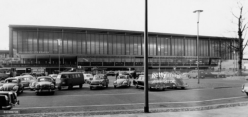 Bahnhof Zoo Berlin Pictures Getty Images