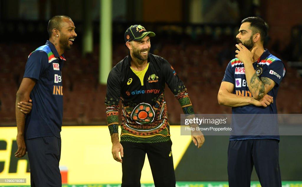 Australia v India - T20 Game 3 : News Photo