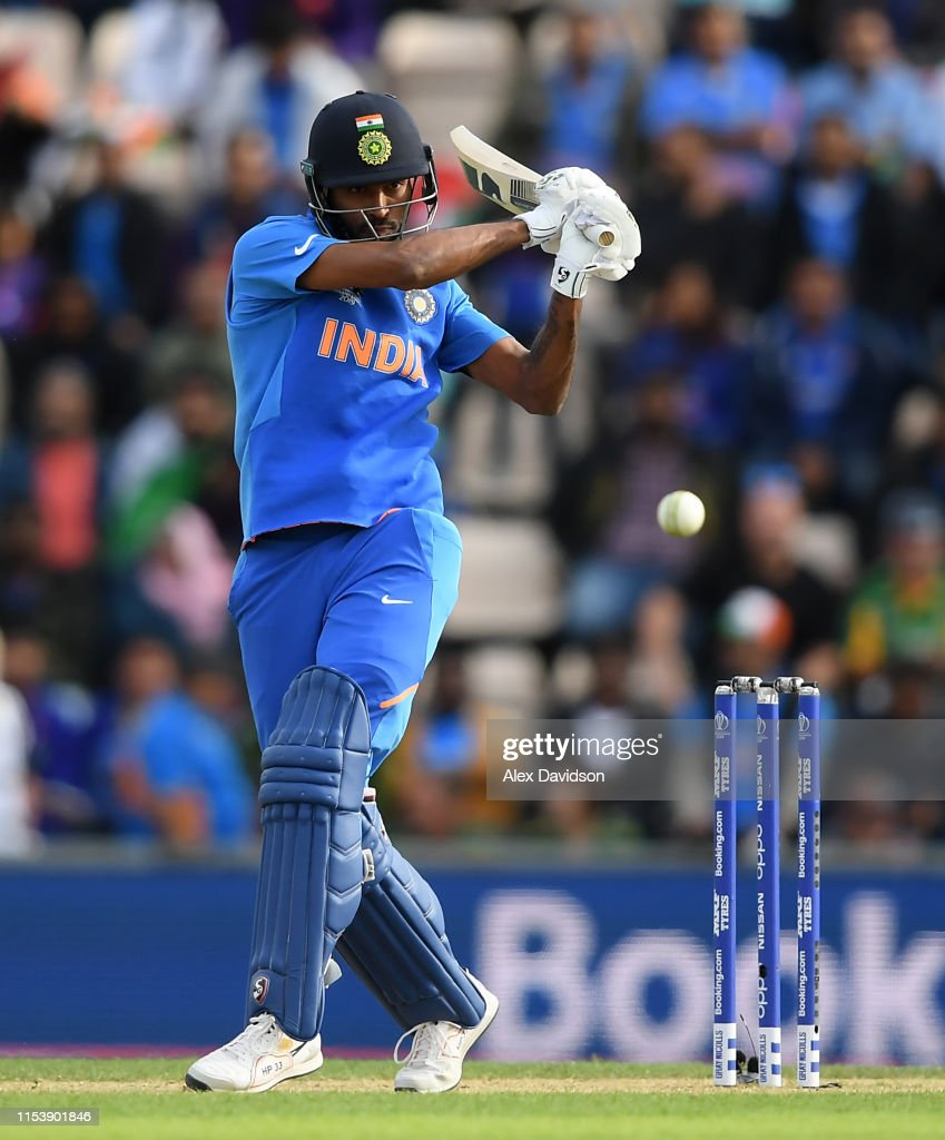 South Africa v India - ICC Cricket World Cup 2019 : News Photo