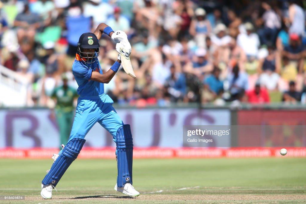 South Africa v India - 3rd Momentum ODI match