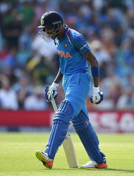 India v Pakistan - ICC Champions Trophy Final : News Photo