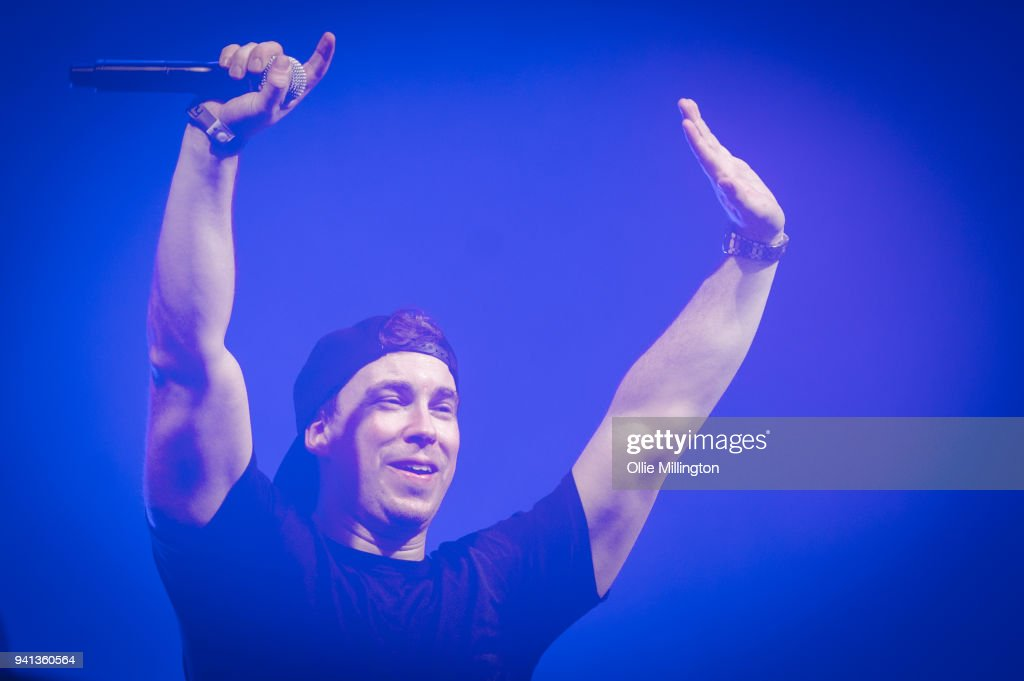 Hardwell Performs At O2 Academy Brixton In London