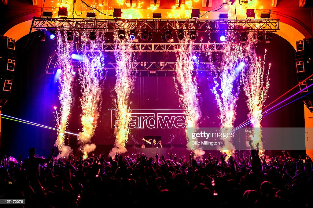 DJ Magazine Top 100 Poll Party Show At Brixton Academy In London
