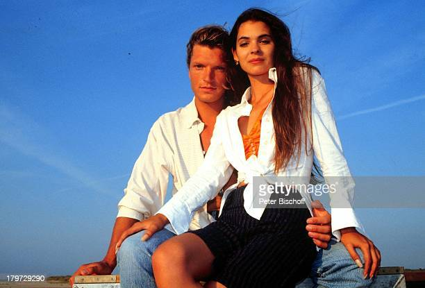 "Hardy Krüger jr., Katja Woywood, ARD-Serie;""Gegen den Wind"", Schauspieler, Schauspielerin, Promis, Prominente, Prominenter,"