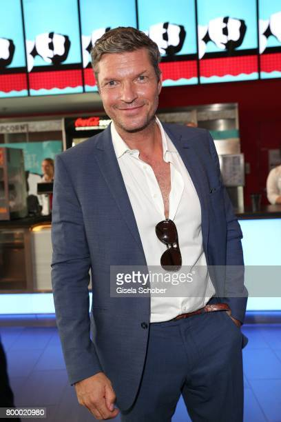 Hardy Krueger jr during the opening night of the Munich Film Festival 2017 at Mathaeser Filmpalast on June 22 2017 in Munich Germany