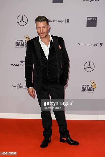 Hardy Krueger Jr Kapfelsberger attends the Tribute To Bambi 2014 at Station on September 25 2014 in Berlin Germany