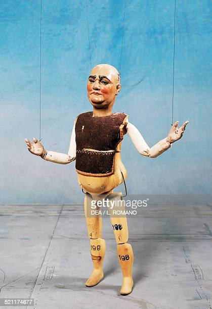 Hardy marionette made by Ambrogio Casati in 1935 Carlo Colla and Sons Marionette Company Milan Italy Italy