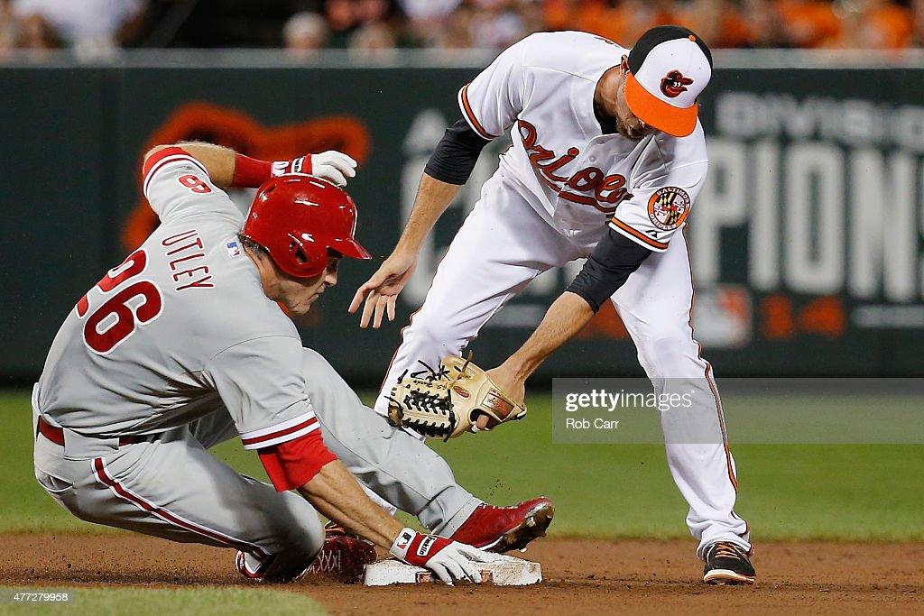Philadelphia Phillies v Baltimore Orioles : News Photo