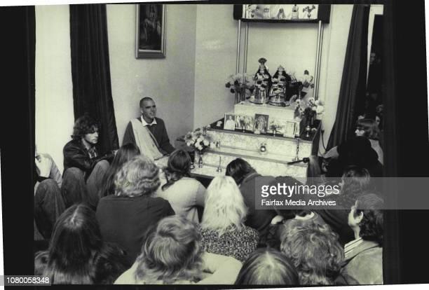 Hare Krishna Religion - . May 1, 1971. .