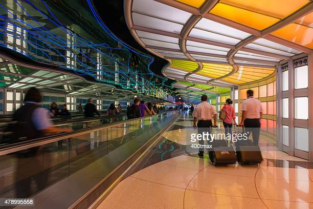 o'hare - ohare airport stock pictures, royalty-free photos & images